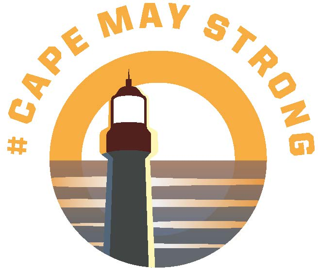 Cape May Strong logo
