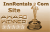 InnRentals.com Site Award Winner